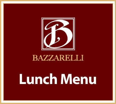 Welcome To Bazzarelli Restaurant Pizzeria Voted One Of The 40 Best Italian Restaurants By Nj